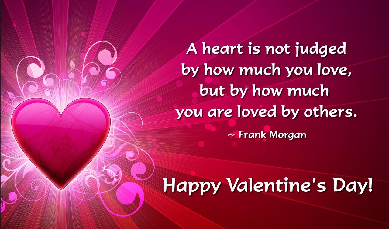 Beautiful Valentine Quotes