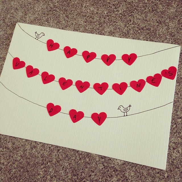 15+ Beautiful Valentines Day Cards