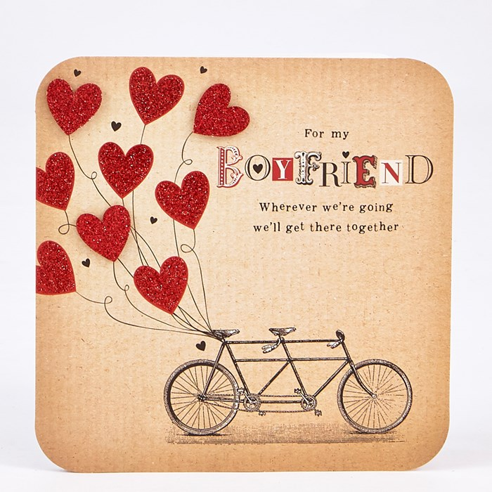 Valentines Day Cards For Boyfriend