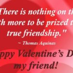 16 Beautiful Valentines Day Quotes For Friends