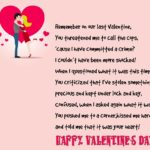 20 Valentines Day poems For Girlfriends