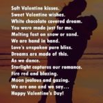 19 Valentines Day Poems For Boyfriends