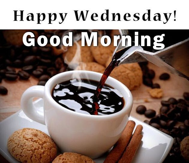 Wednesday Morning Coffee Quotes