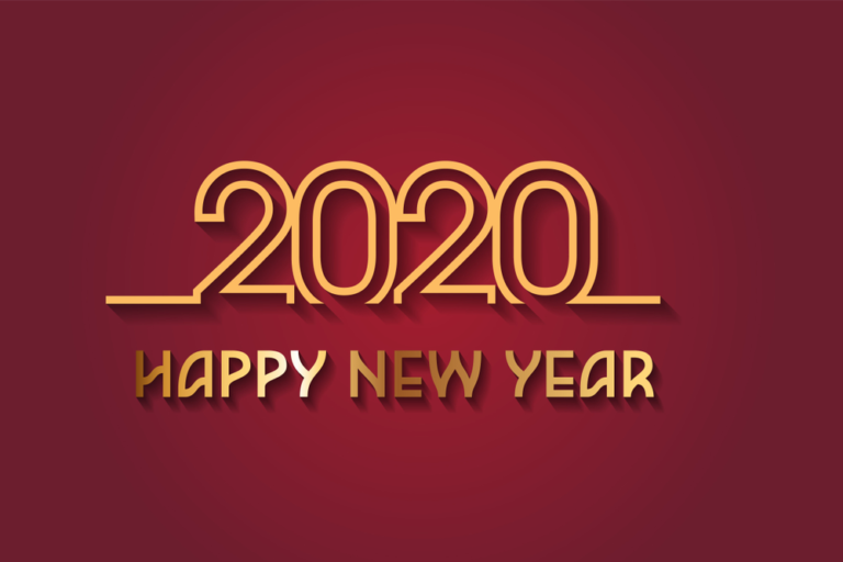 Wish You Happy New Year 2020 Images